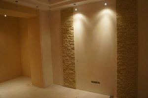 внутренняя отделка стен дома
